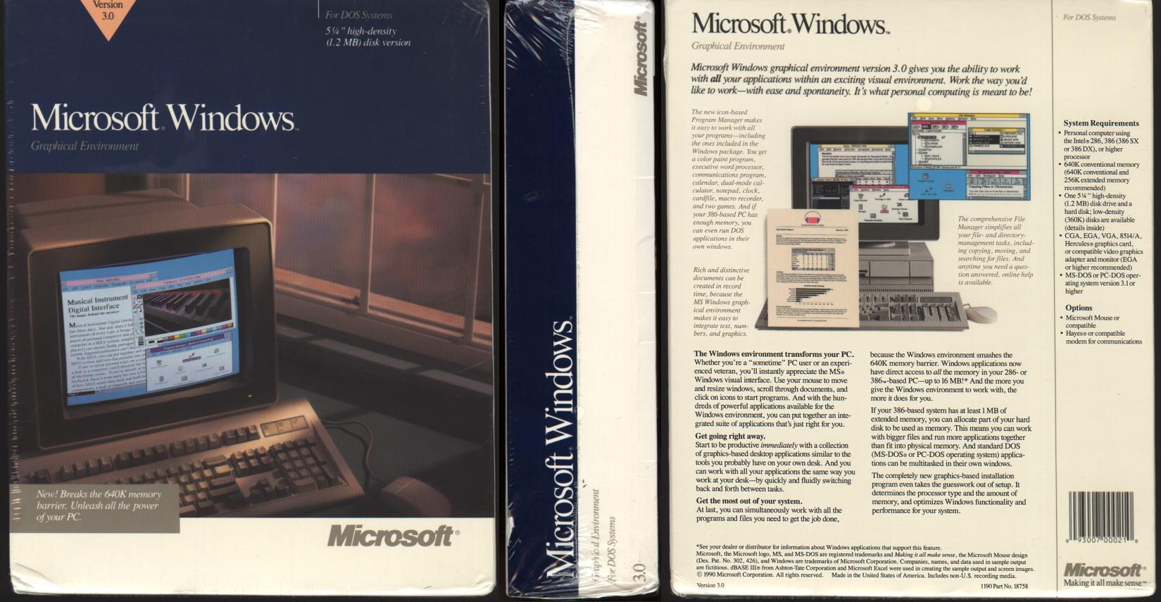 zwei windows auf dem computer